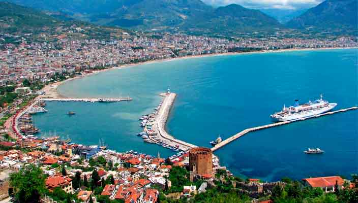 Где стоит покупать недвижимость в Турции