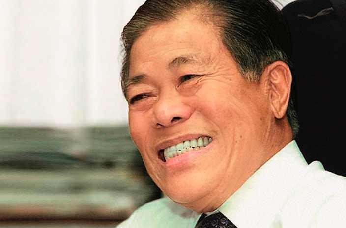 Сингапурский миллиардер Го Чэн Лян