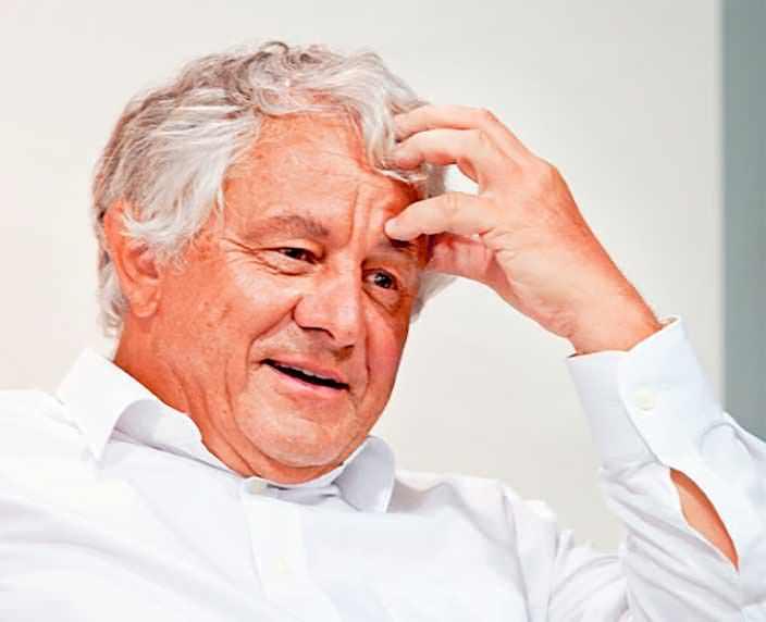 Миллиардер из Германии Хассо Платтнер, сооснователь SAP