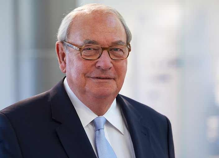 Хайнц Херманн Тиле – председатель производителя тормозов Knorr-Bremse