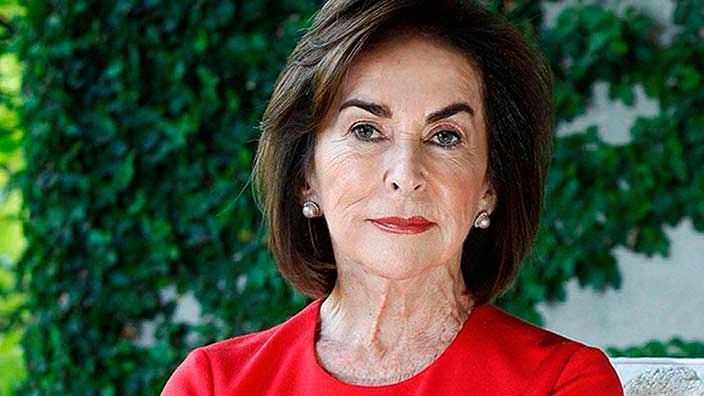 Айрис Фонтбона - самая богатая женщина в Чили