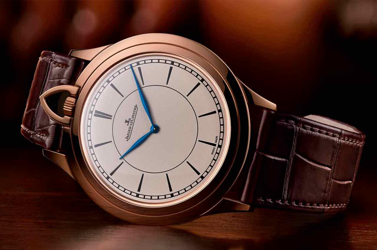 Jaeger-LeCoultre выпустила ультра тонкие часы серии Kingsman