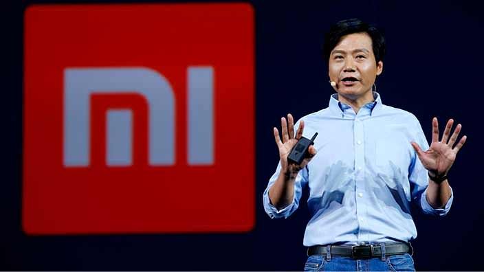 Лэй Цзюнь - основатель и гендиректор Xiaomi