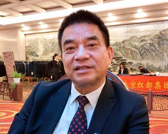 Китайский агро-магнат Лю Юнхао
