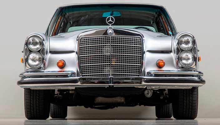 Продается винтажный Mercedes-Benz 300 SEL 6.3 1969 года | фото
