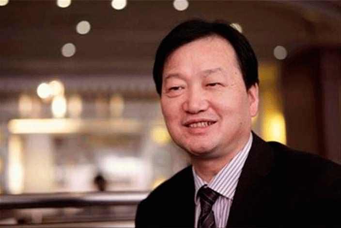 Китайский миллиардер Цинь Инлин