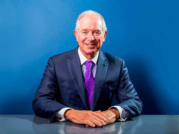 Стивен Шварцман – основатель Blackstone Group