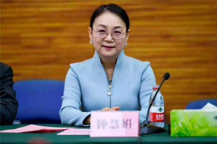 Джонг Хуюэн – глава фармацевтической компании Hansoh Pharma