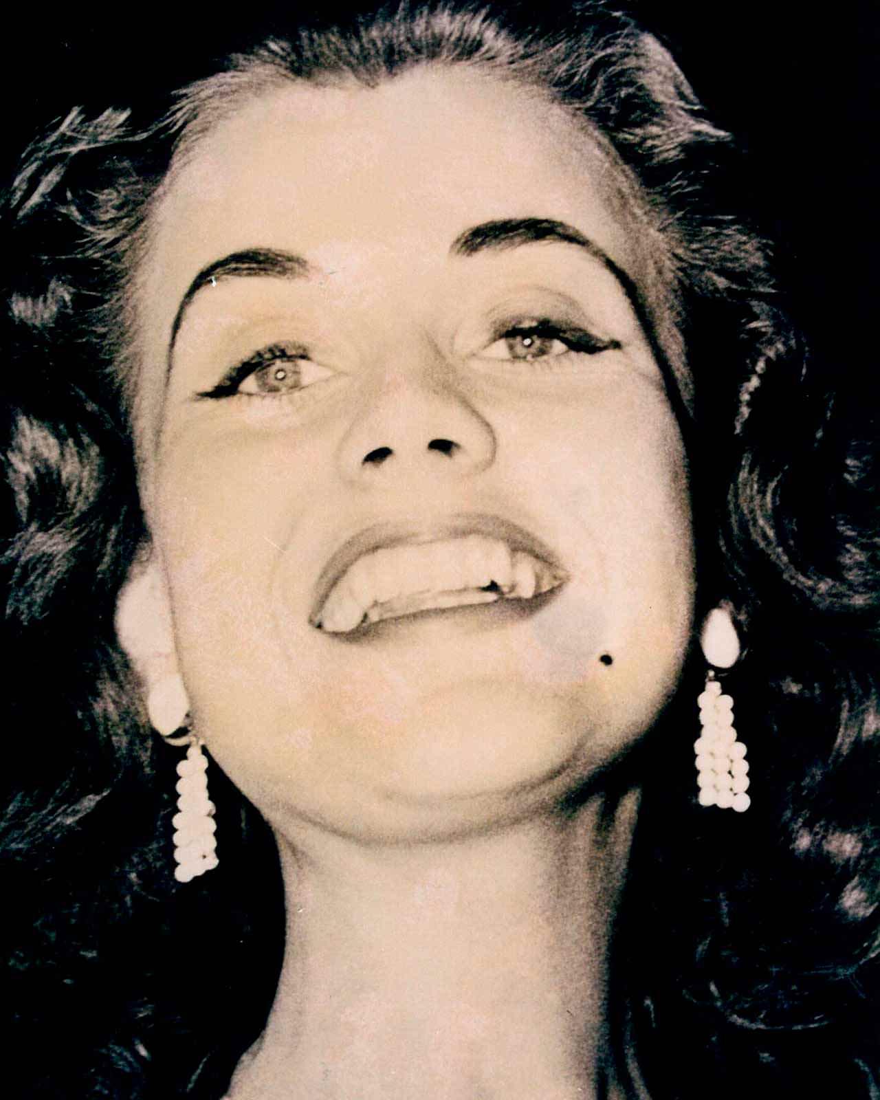 Фото   Мисс Мира 1951 года Кикки Хоканссон