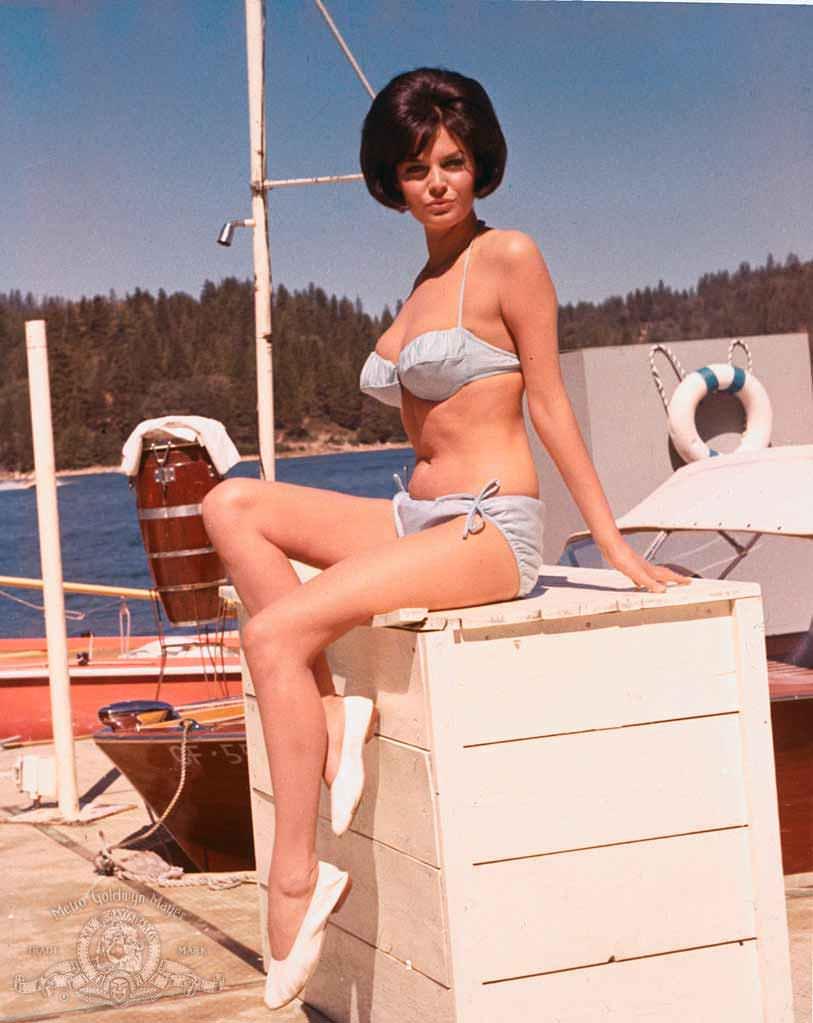 Фото | Мисс Мира 1961 года Розмари Франкленд
