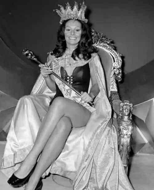 Фото   Мисс Мира 1971 года Лусия Петтерле