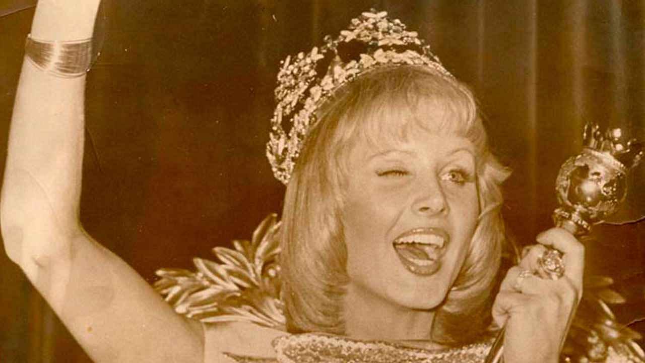 Фото   Мисс Мира 1972 года Белинда Грин