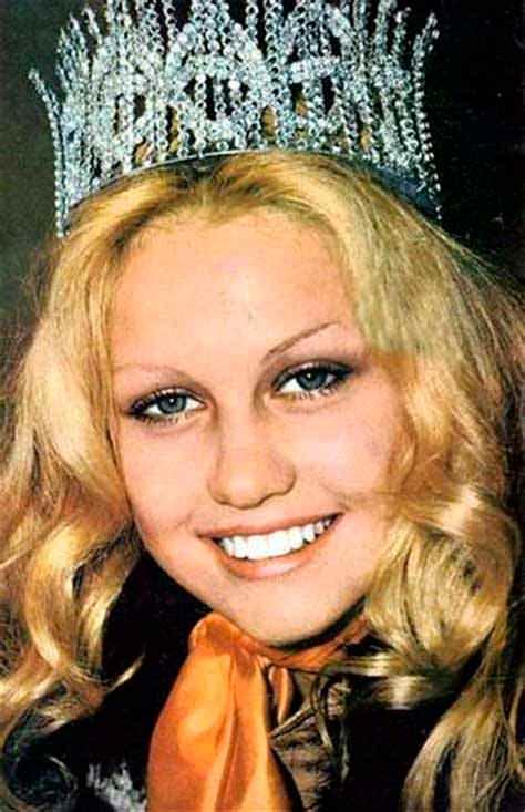 Фото   Мисс Мира 1974 года Аннелин Криль