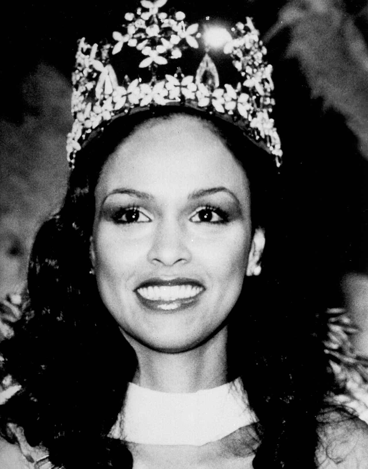Фото   Мисс Мира 1979 года Джина Свейнсон