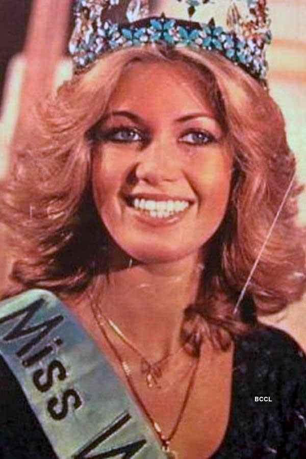 Фото   Мисс Мира 1980 года Габриэлла Брум