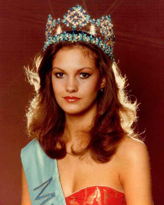 Фото | Мисс Мира 1983 года Сара-Джейн Хатт