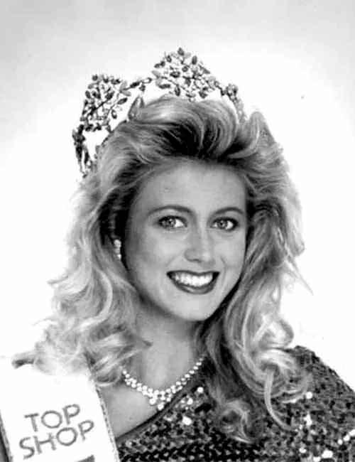 Фото   Мисс Мира 1985 года Хольмфридюр Карлсдоттир