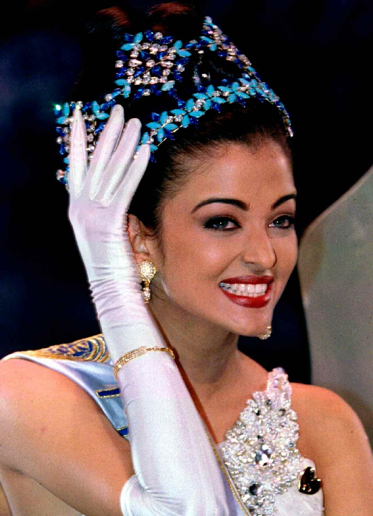 Фото   Мисс Мира 1994 года Айшвария Рай