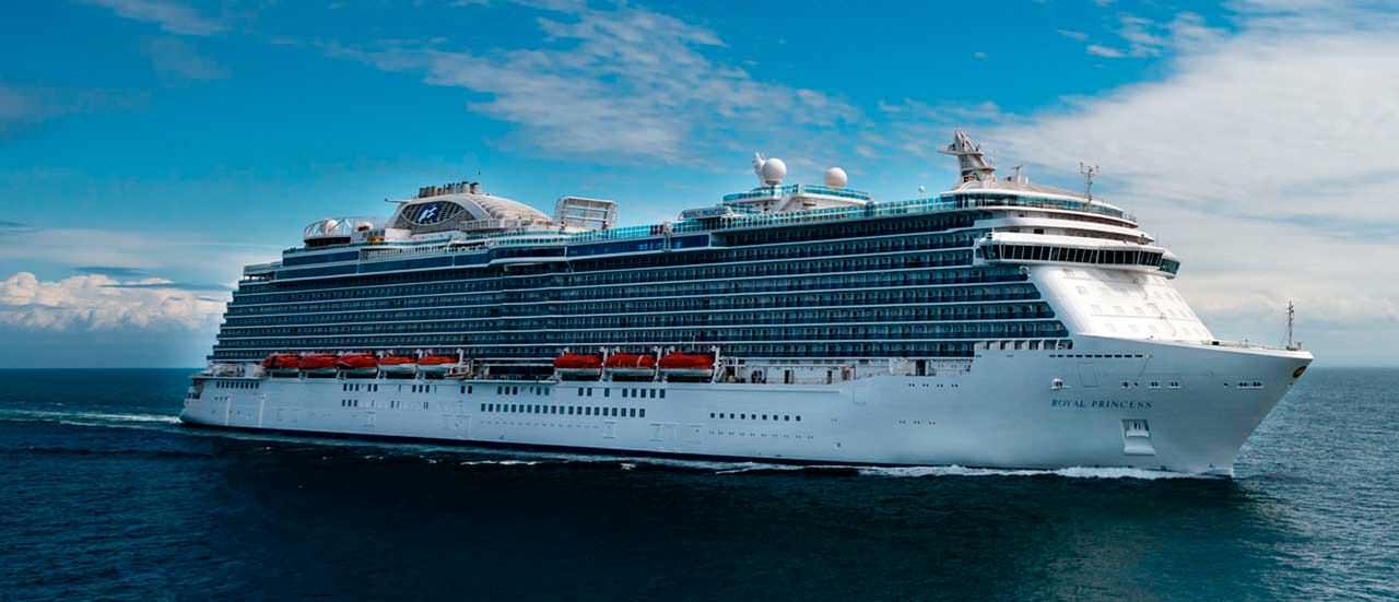 Круизный корабль Royal Princess