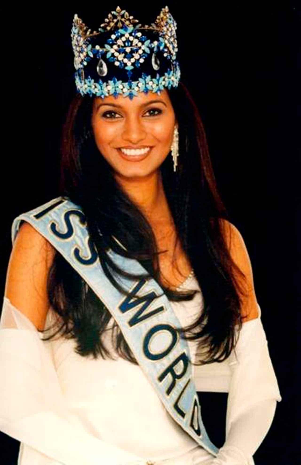 Фото   Мисс Мира 1997 года Диана Хайден
