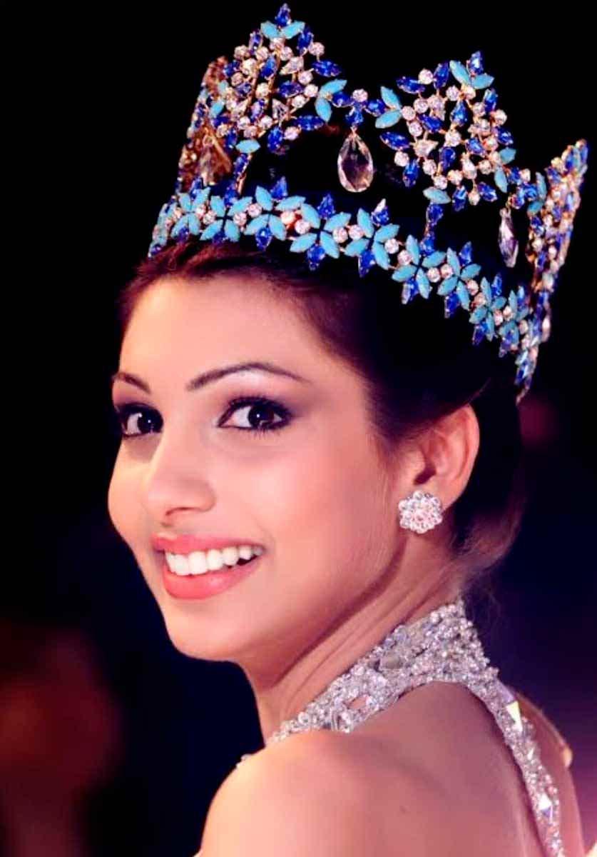 Фото | Мисс Мира 1999 года Йукта Муки