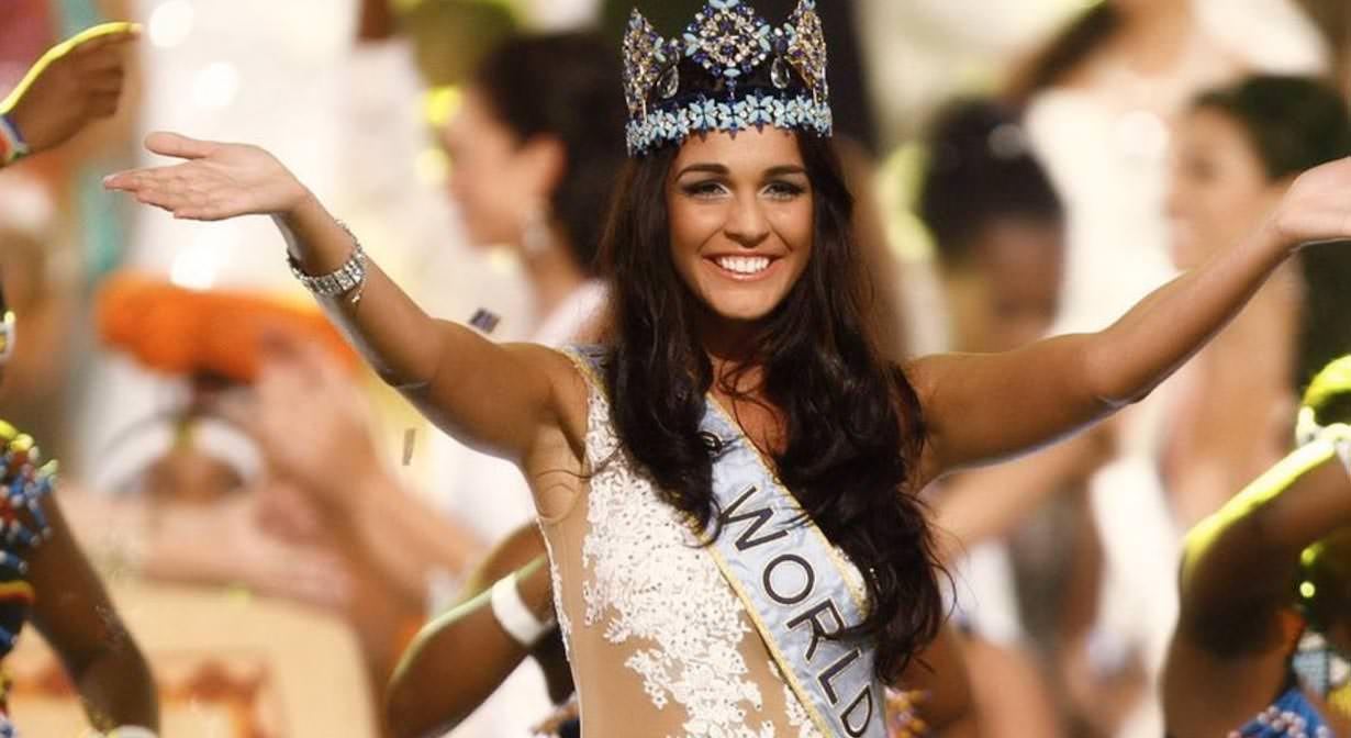 Фото   Мисс Мира 2009 года Кайане Алдорино