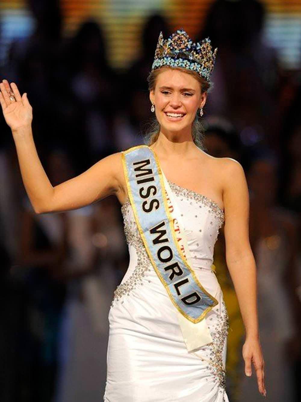 Фото   Мисс Мира 2010 года Александрия Миллс