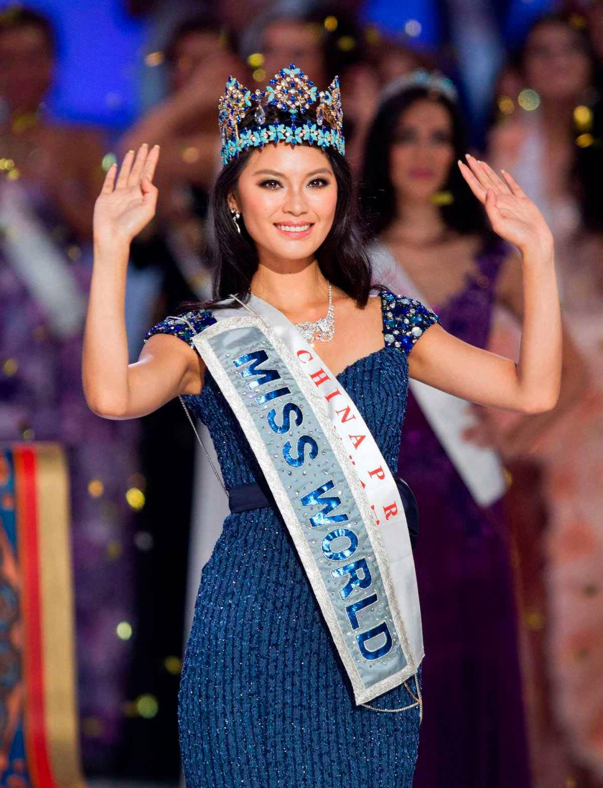 Фото | Мисс Мира 2012 года Юй Вэнься