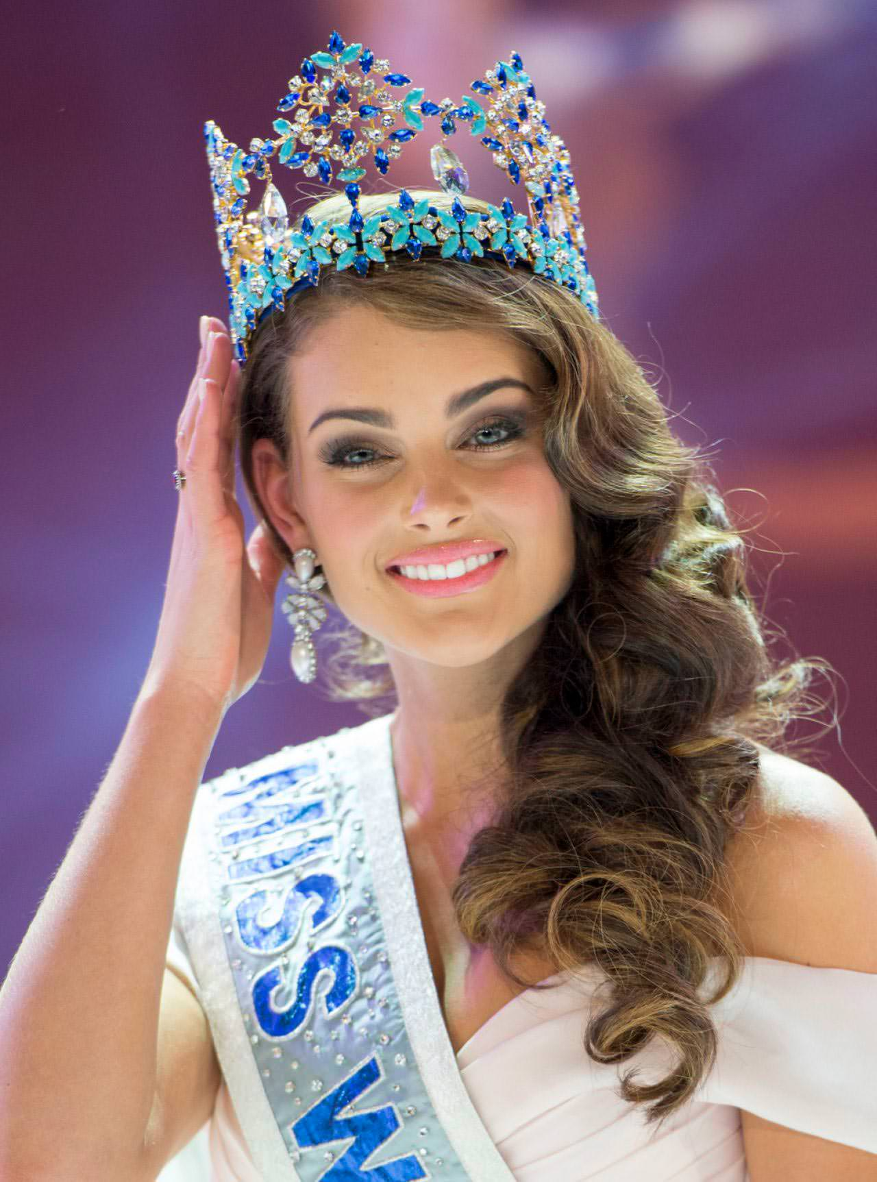 Фото   Мисс Мира 2014 года Ролин Страусс
