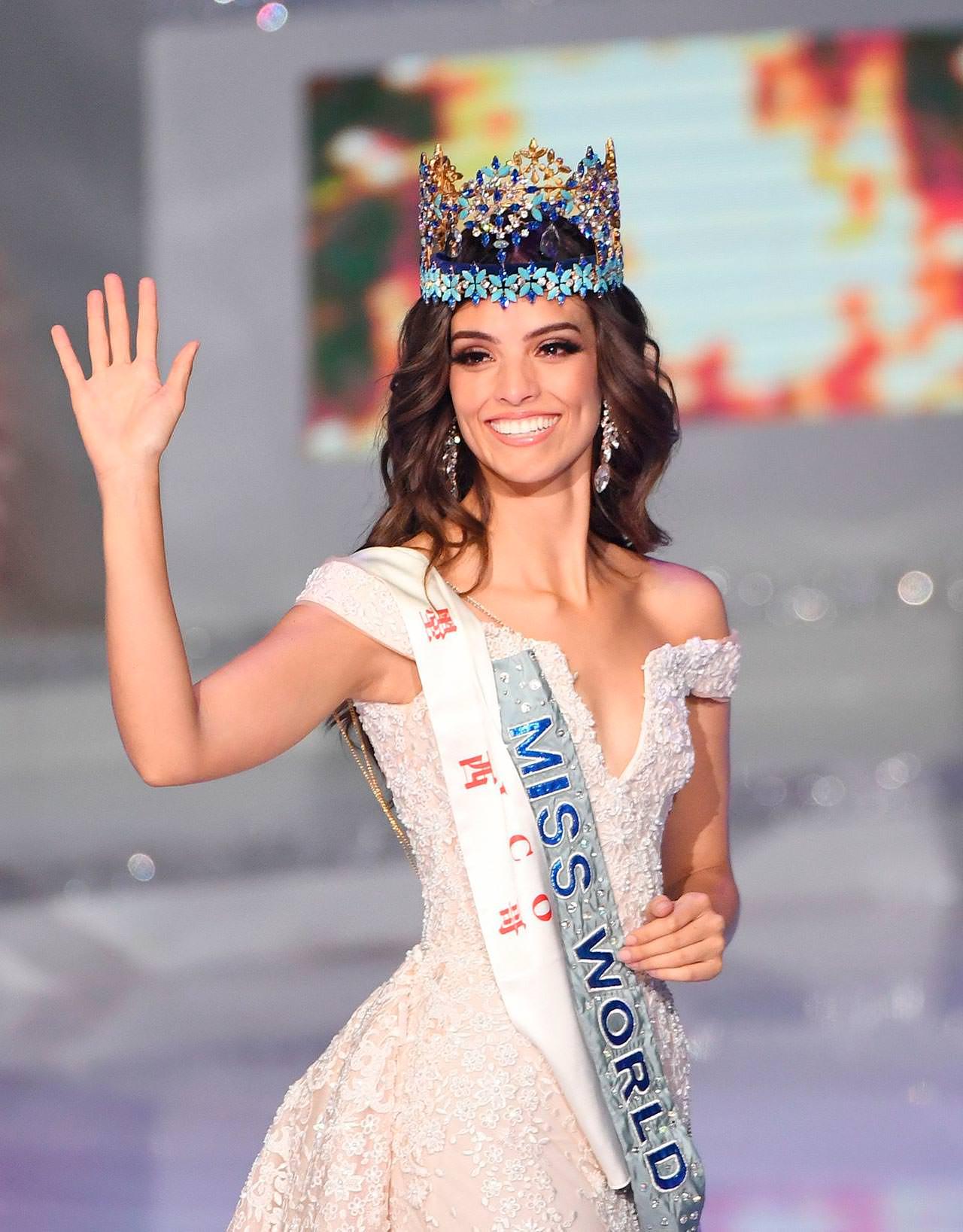 Фото   Мисс Мира 2018 года Ванесса Понсе