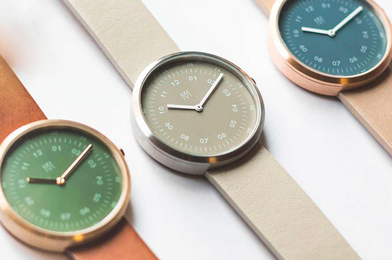 Maven Watches запускает серию часов Artisan