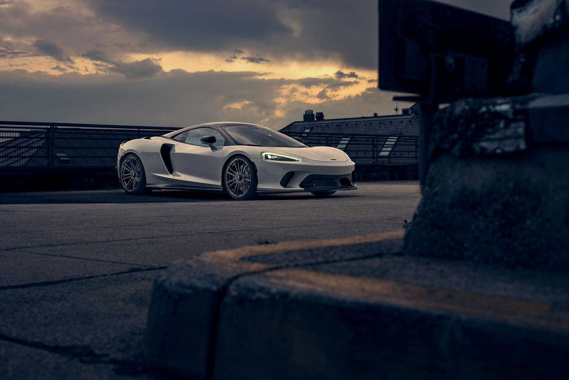 Novitec Torado подготовил новый тюнинг McLaren GT   фото, видео