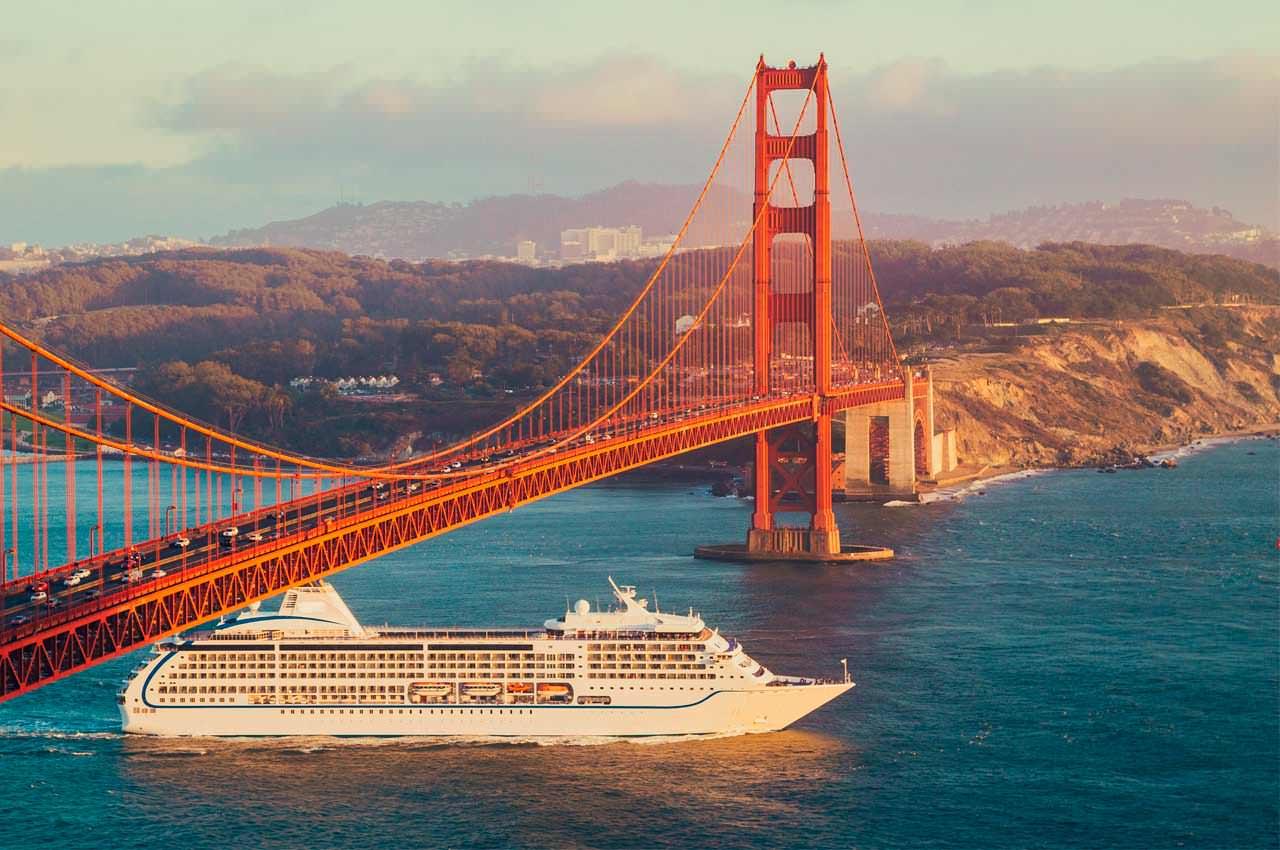 Самые большие круизные лайнеры в мире. ТОП-50