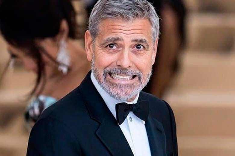 Джордж Клуни работал страховым агентом