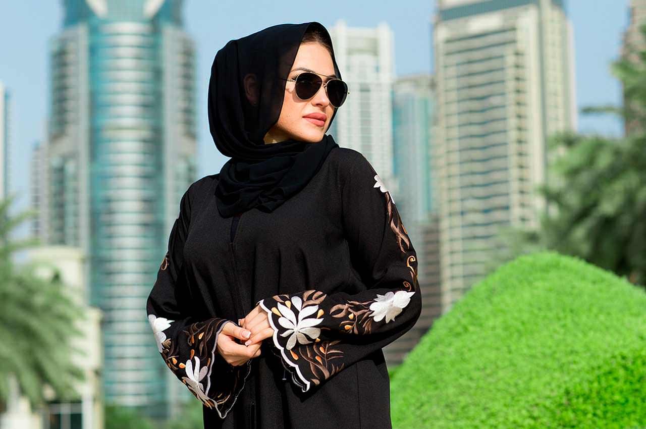 Восточная одежда и её разновидности