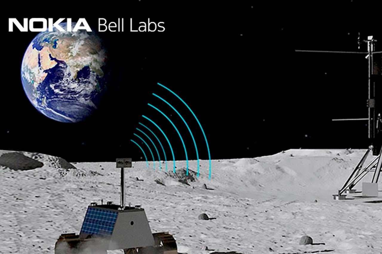«Привет лунатикам»: NASA и Nokia проведут Интернет на Луну