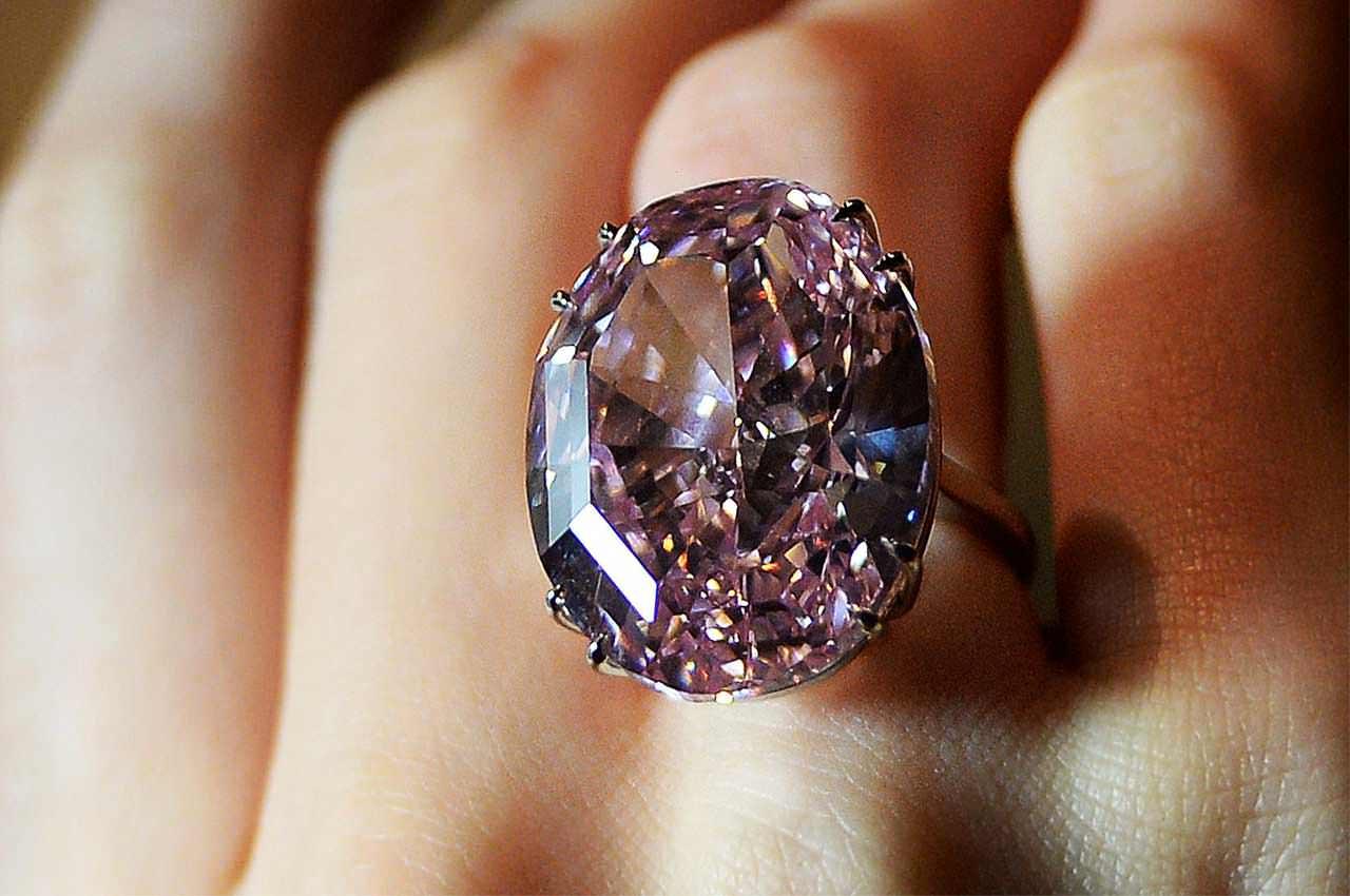 Самые дорогие кольца в мире. ТОП-10