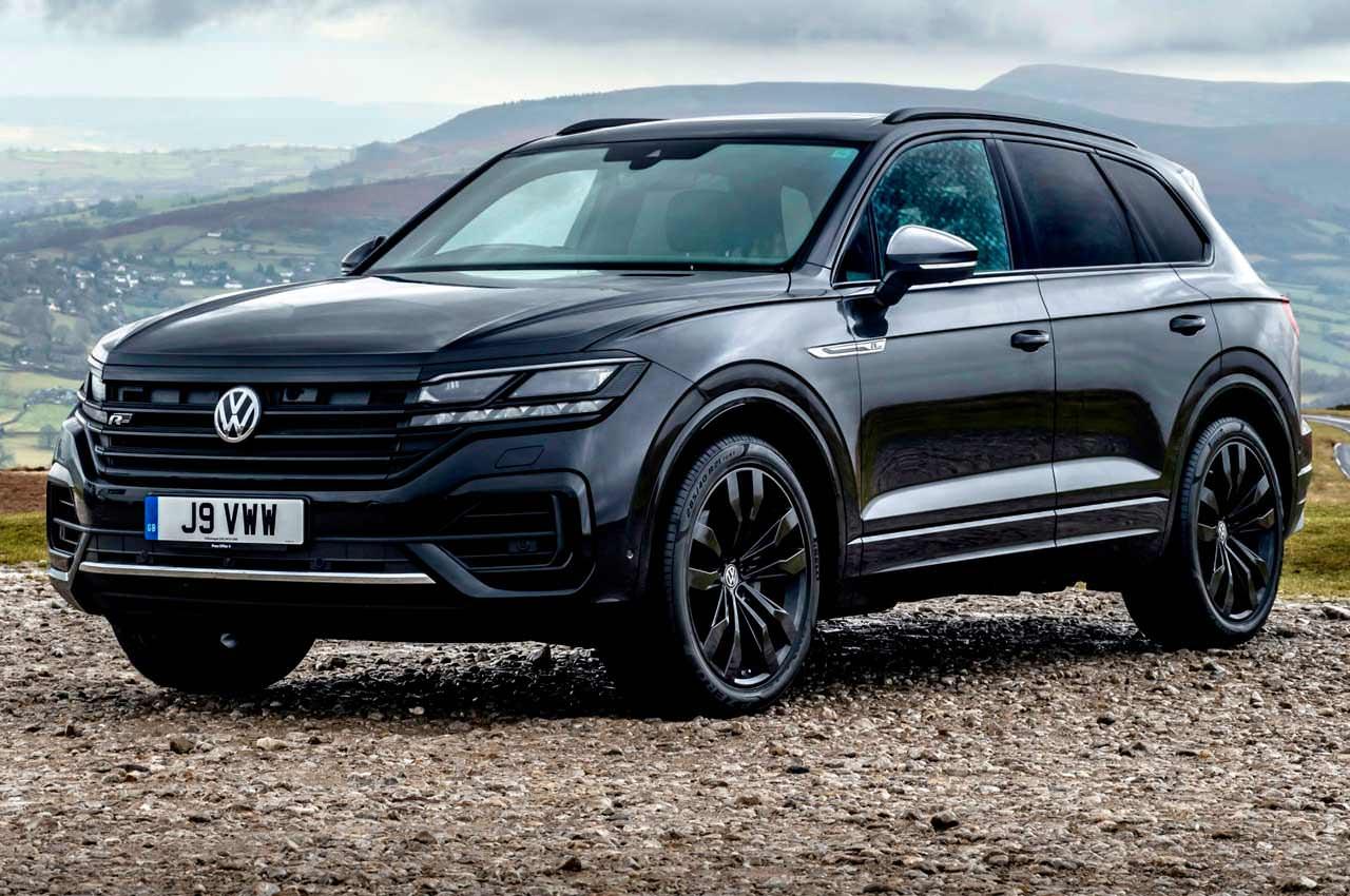 Представлен Volkswagen Touareg Wolfsburg Edition | фото