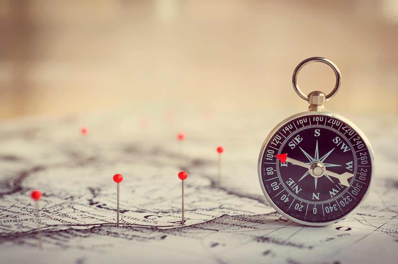 Навигационные сервисы в путешествиях и в жизни