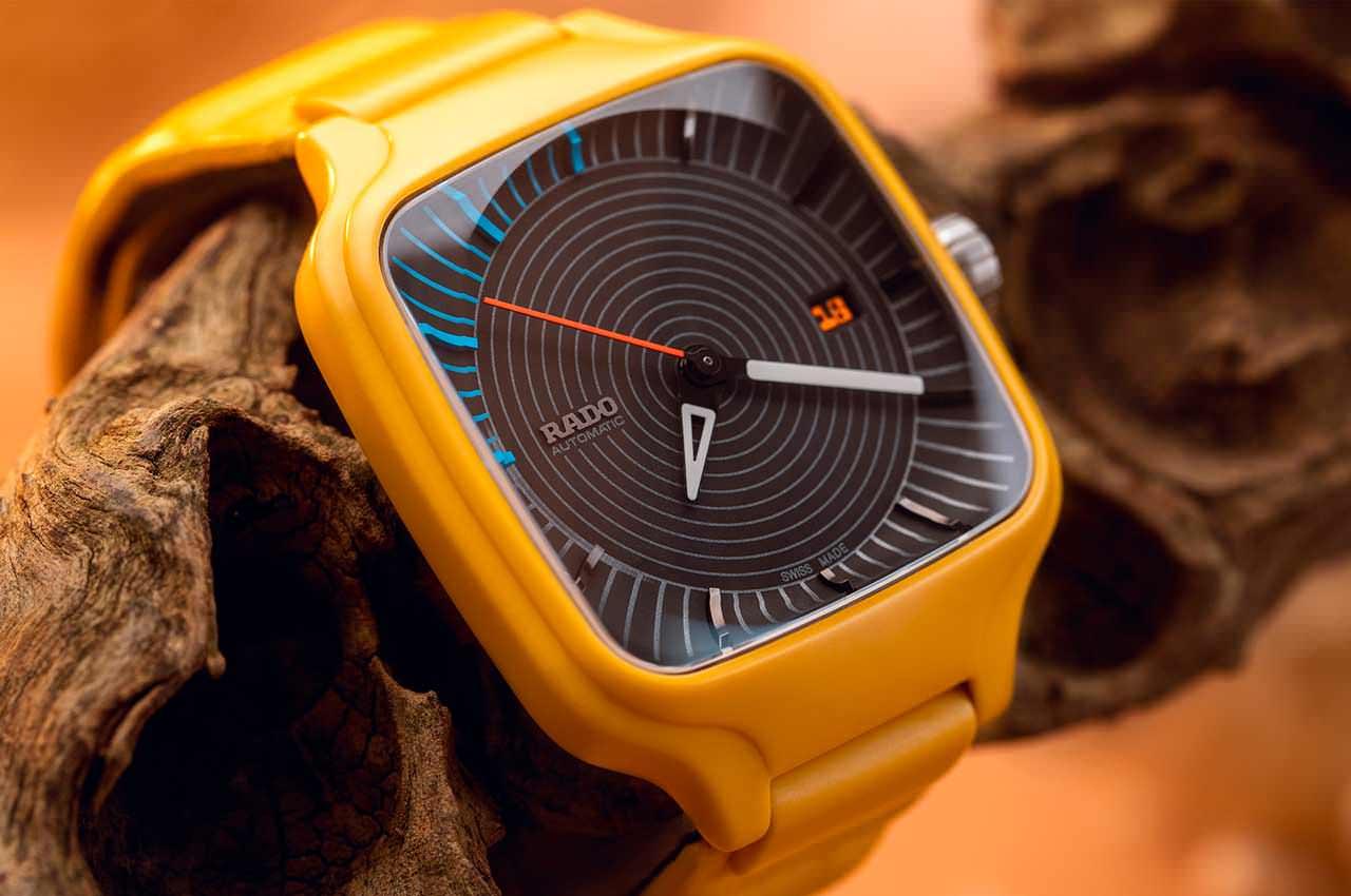Rado выпустил дизайнерскую коллекцию часов True Square