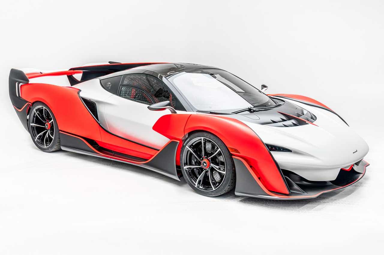 Вышел McLaren Sabre: самый быстрый суперкар компании | фото
