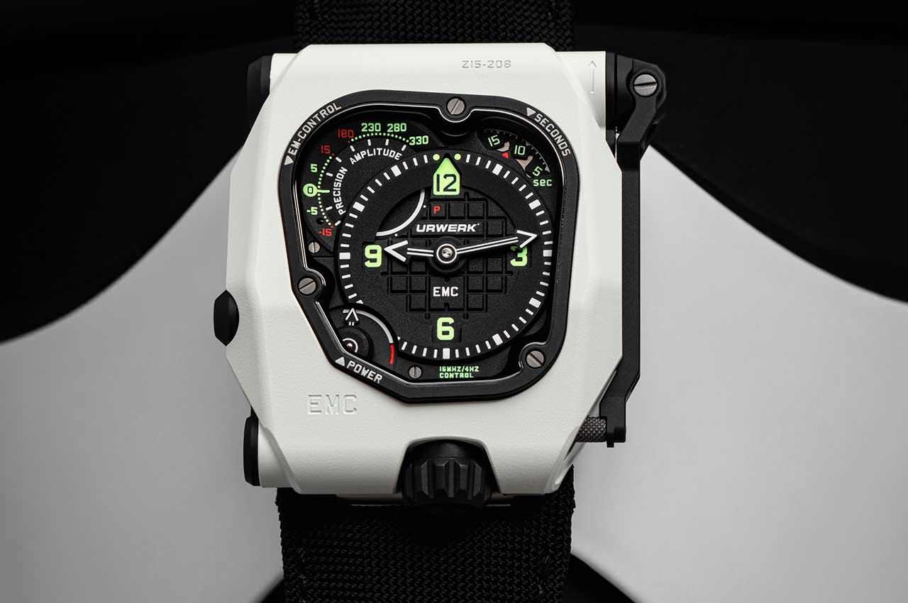 Urwerk сделал часы EMC TimeHunter в честь «Звёздных Войн»
