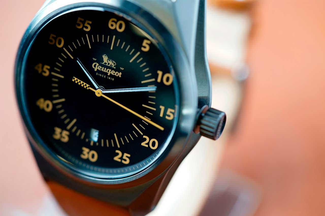 Peugeot выпускает юбилейные часы Armand к своему 210-летию