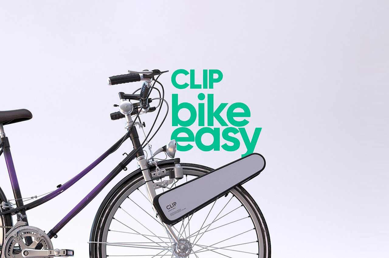 CLIP: лёгкий способ сделать электро любой велосипед