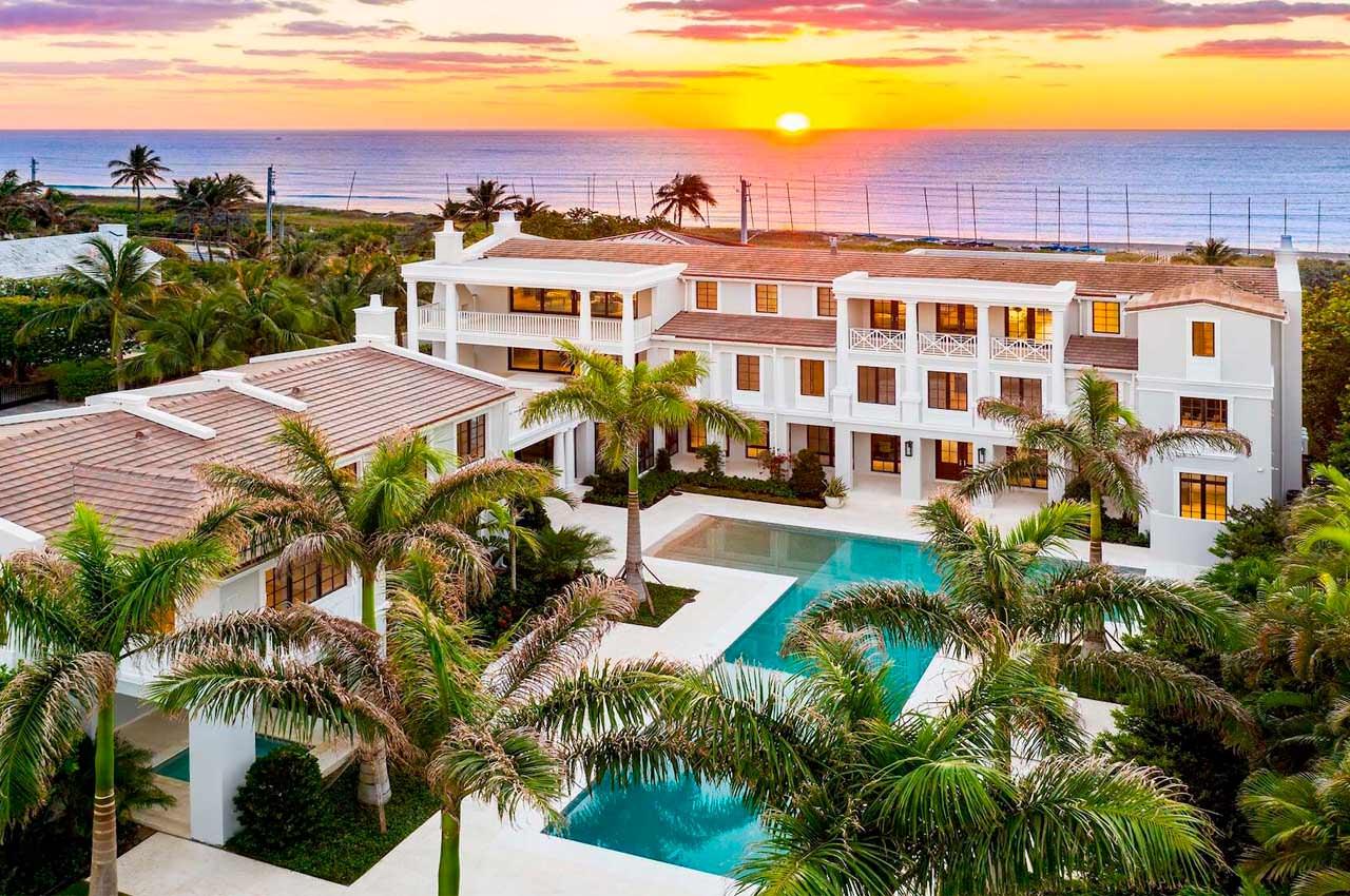 Актёр Кевин Джеймс купил дом во Флориде. Цена $14 млн | фото