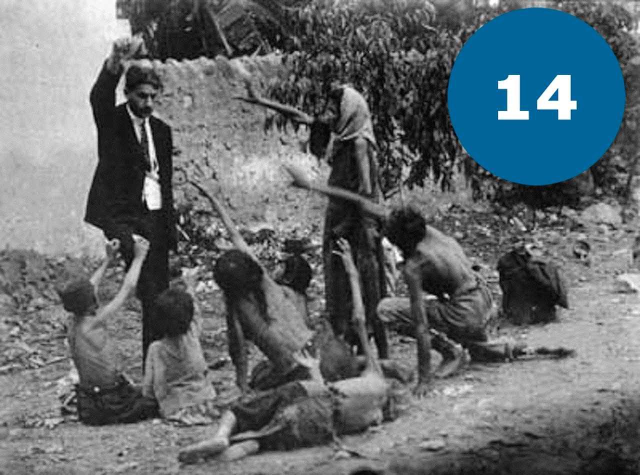Геноцид вірмен 1915 року