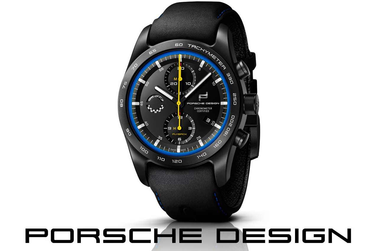 В Porsche Design сделали часы в честь новой 911 GT3