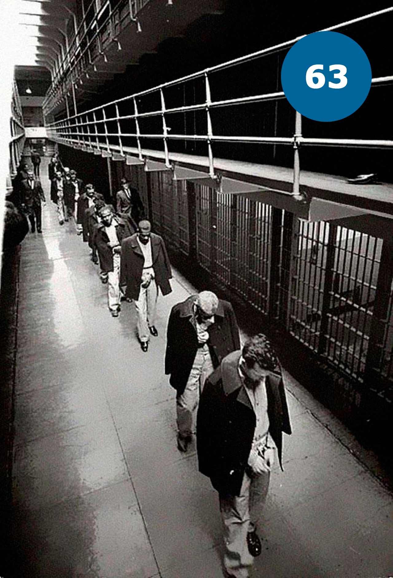 Останні ув'язнені Алькантраса