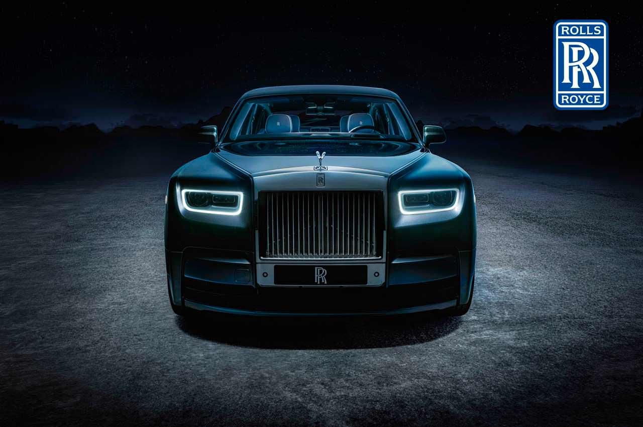 Новый Rolls Royce Phantom Tampus Collection официально | фото