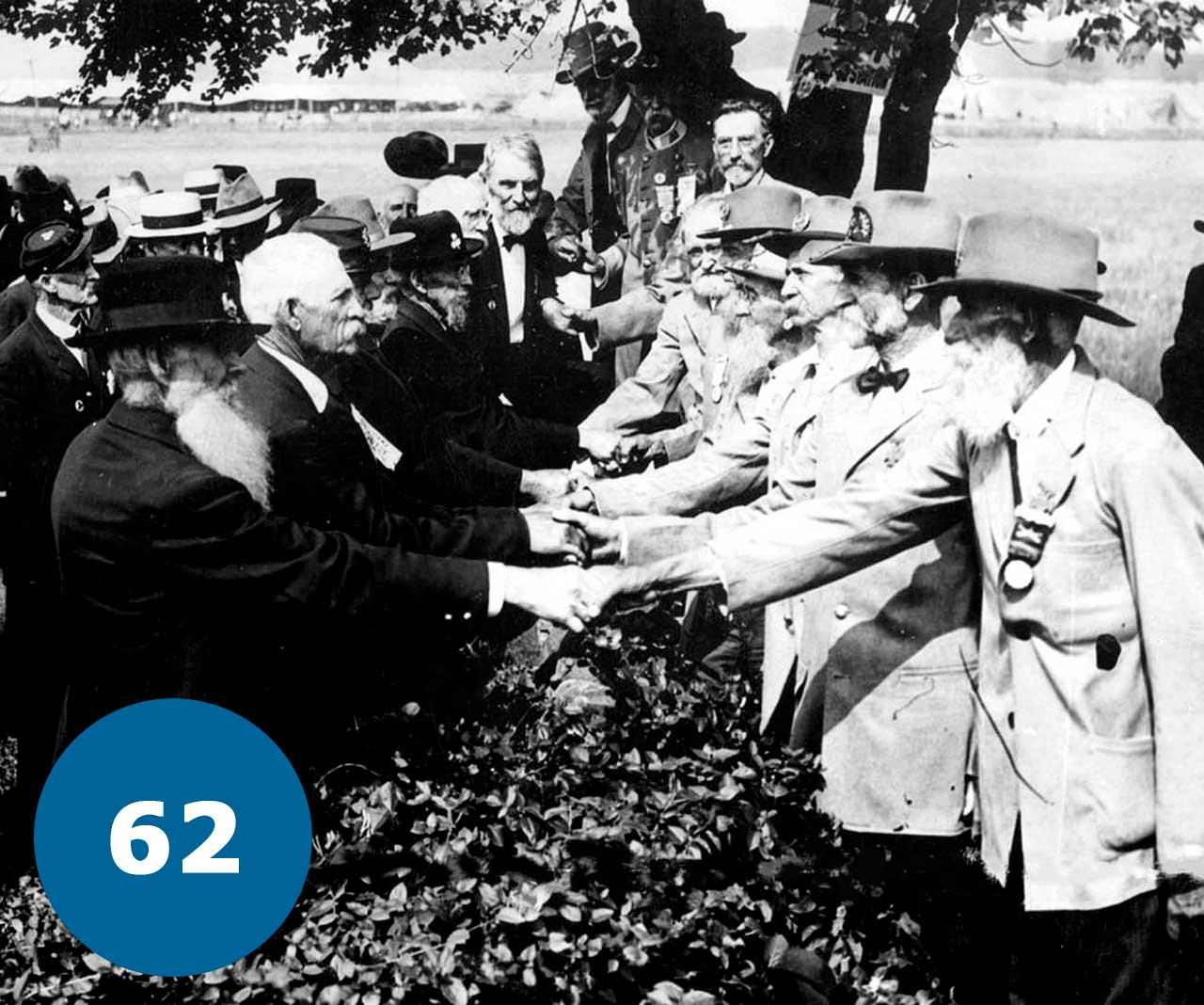 50-річча закінчення Громадянської війни в США